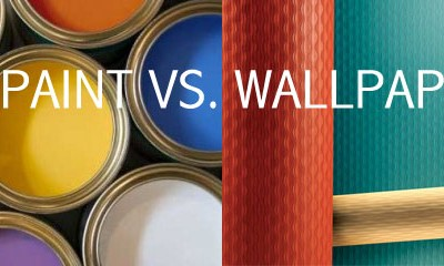 Paint V.S. Wallpaper