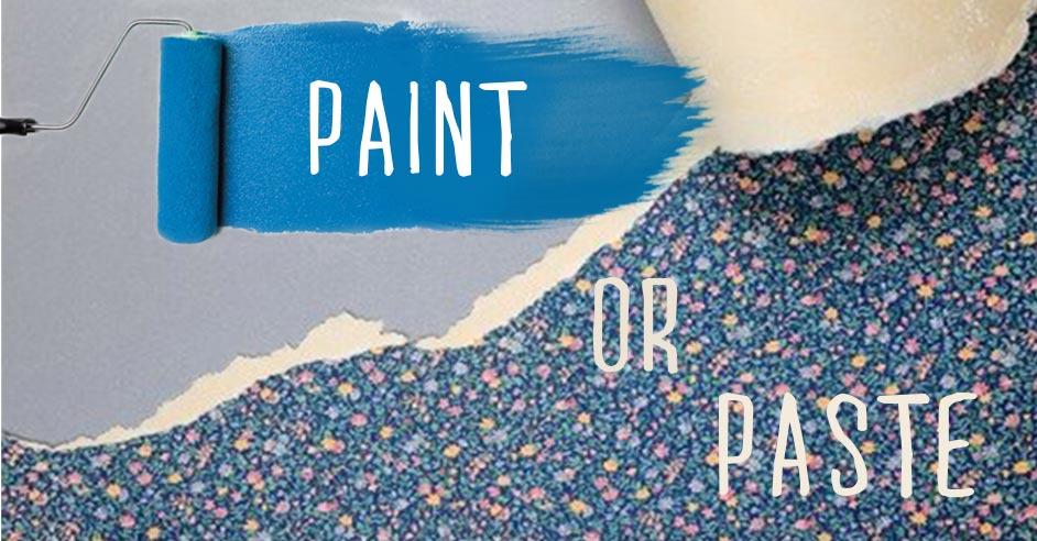 Wallpaper Vs Paint paint v.s. wallpaper - wa paintwa paint
