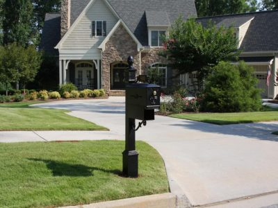 The benefits of Aluminum for a mailbox