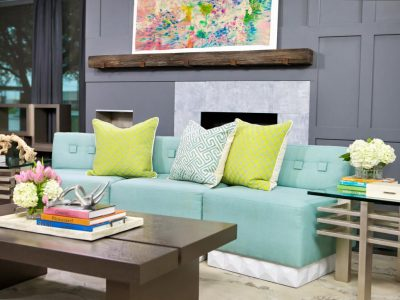 How to Match Your Wall's Color Palette to Your Furniture