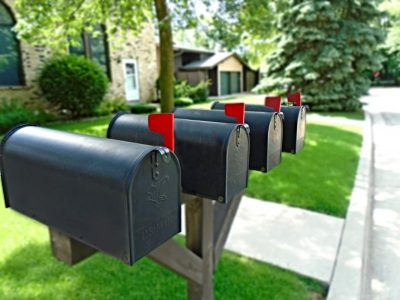 Easy guide to install a mailbox